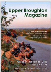 Upper Broughton Magazine Icon 175 Oct/Nov 2020